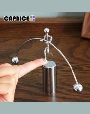 Wahadło newtona kołyska huśtawka kulki balans piłka kubek zabawka na biurko metalowe ozdoby