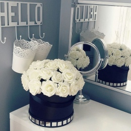 25 głowice 8 CM nowy kolorowe sztuczne PE piankowe kwiaty — róże bukiet panny młodej dekoracja ślubna do domu Scrapbooking DIY a