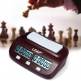 New Arrival skok cyfrowy zegar szachowy odliczający czas w dół tablica elektroniczna odtwarzacz gier zestaw przenośny ręczny czł