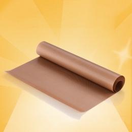 Wielokrotnego użytku mata do pieczenia odporny na wysokie temperatury Teflon blachy ciasto do pieczenia papier odporny na ciepło