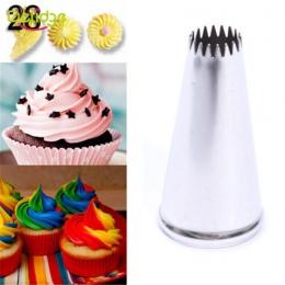 Delidge 12 kształty ciasto dysza dysza ze stali nierdzewnej oblodzenie rurociągi dysze Cream Beak ciasto Puff krem wtryskiwacza