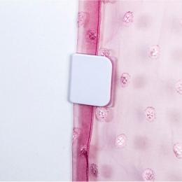 2 sztuk 5.0*4.5 cm zasłona prysznicowa klipy Anti Splash wyciek zatrzymać wyciek wody straży łazienka wysokiej jakości