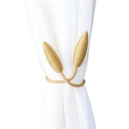 Kurtyna chwost proste nowoczesne zasłony liny pasek Free Style kurtyna klip sypialnia salon kreatywny kurtyna klamra
