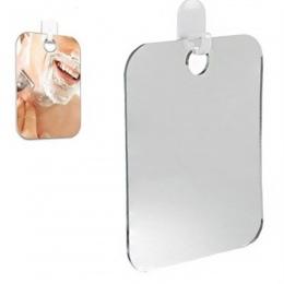 Akrylowe anty przeciwmgielne lustro prysznicowe łazienka Fogless przeciwmgielne darmo lustro ubikacja podróżna dla człowieka lus