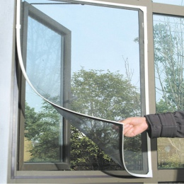 2019 nowy kryty owad mucha kurtyna ekranowa siatki błąd moskitiery drzwi okno moskitiera okno kurtyny dla kuchni