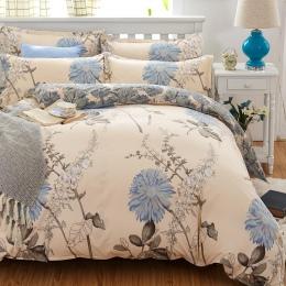 Tekstylia domowe pościel zestaw pościel dołącz kołdra pokrywa prześcieradło poszewka na poduszkę pocieszyciel zestawy pościeli p