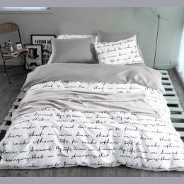 List drukowanie kołdra zestaw osłon król aktywności pościel zestawy RU USA rozmiar, kapa na kołdrę zestaw arkuszy sypialnia pośc
