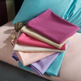 1 PC jednolity kolor łóżko poszewki na poduszki standardowy poszewka na poduszkę poszewka na poduszkę pościel sypialnia 17 kolor