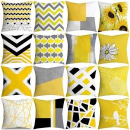 2019 geometryczne ozdobne poszewki na poduszki przyjazne dla środowiska poduszka Home poszewka na poduszkę Party Hotel Home posz
