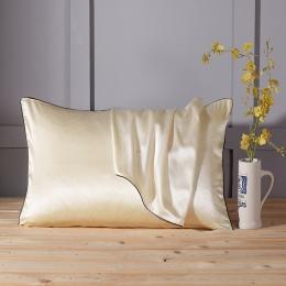1/2 sztuk jedwabne poszewki na poduszki morwy poszewka na poduszkę bez na zamek błyskawiczny dla włosów i skóry hipoalergiczny p