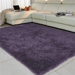 Pokój dzienny/sypialnia dywan przeciwpoślizgowe miękkie 150 cm * 200 cm dywan nowoczesny dywan mata purpule biały różowy szary 1