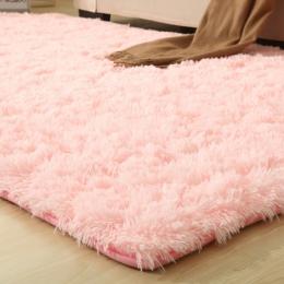 9 kolory stałe dywaniki różowy fioletowy dywan grubsza łazienka antypoślizgowa mata obszar dywan dla pokoju gościnnego miękkie d