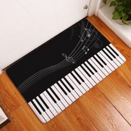 Wycieraczka dywany kreatywne notatki drukuj maty podłogowe kuchnia dywany łazienkowe 40X60or50x80cm