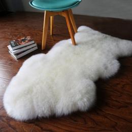 Futro sztuczna kożuch włochaty dywan dla pokoju gościnnego dywaniki do sypialni skóry futra zwykły puszyste dywany zmywalne sypi