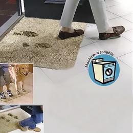 Super chłonne magiczne drzwi mata z mikrofibry oczyszczania krok Super mata zmywalny wycieraczka dywan dla domu
