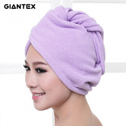 GIANTEX kobiety ręczniki łazienka ręcznik z mikrofibry ręcznik kąpielowy do włosów wanna ręczniki dla dorosłych toallas serviett