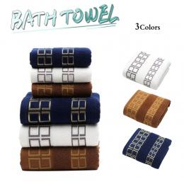2 sztuk ręcznik do twarzy + 1 pc wanna wieszak na ręczniki, 100% bawełna miękkie chłonne dla dorosłych gospodarstwa domowego ręc