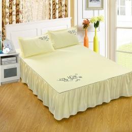 1 Pc koc pościel domowa miękkie stałe łóżko z nadrukiem okładka narzuty prześcieradło z poliestru łóżko dla Twin pełna królowej