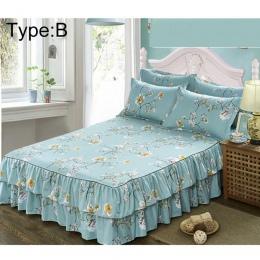 150x200 cm łóżko Queen Size poliester europejskiej duszpasterska narzuty bawełniany materac poszewka na poduszkę pościel dla now