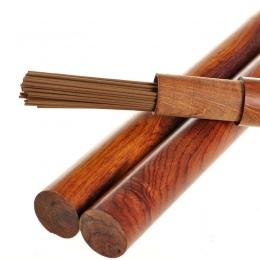 Naturalne wietnamu 5A Oud Aquilaria kadzidło kij 21 cm + 40 kije zapach elegancki dla domowe SPA joga medytacja
