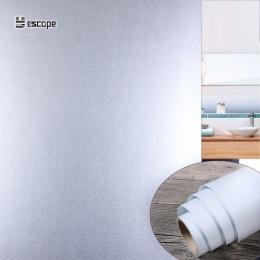 40/60 cm szerokości nieprzezroczyste prywatności szkło statyczne folia okienna wystrój domu z matowego okna naklejki pcv biuro ł