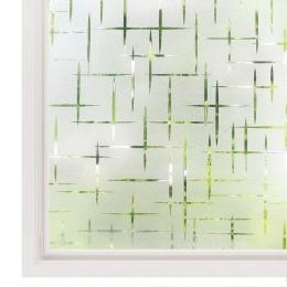 Winylu statyczne czepiać samoprzylepne dekoracyjne folia okienna, matowe nieprzezroczyste szkło prywatności filmów, ciepła izola