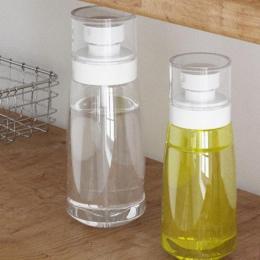 Puste przezroczysty Spray panów 60 ml butelka wielokrotnego napełniania doskonale nadaje się do olejki eteryczne organiczny prod