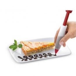 Hoomall ciasta skrobak kuchnia nóż do masła krajalnica do ciasta wysokiej jakości gorąca sprzedaż czerwony śmietanka gładkie cia
