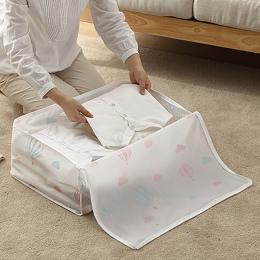Składane miejsce do przechowywania torby składane organizator torba na ubrania kołdra koc poduszka bagażu oddychające szafa orga