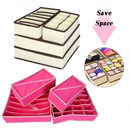 Do przechowywania w domu włókniny szaliki skarpetki organizer biustonoszy pudełko do przechowywania szuflady szafa organizatorzy
