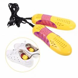 220 V 10 W ue wtyczka samochód wyścigowy kształt Voilet światła suszarka do butów Protector zapach dezodorantu osuszania urządze