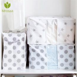 Składane miejsce do przechowywania torby torba do przechowywania kołdry kształt gwiazdy strona główna odzież kołdra zestaw kocyk