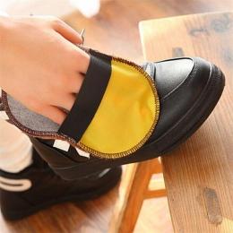Do czyszczenia obuwia szczotka do butów miękkie sztuczna wełna tkaniny buty polerka do czyszczenia do czyszczenia rękawice pędze