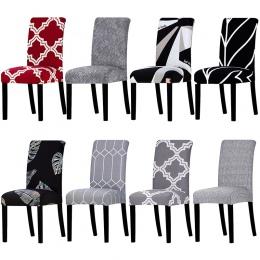Drukuj kwiaty uniwersalny rozmiar krzesło pokrywa klasyczny pokrowce na krzesła pokrycie siedzenia dla domu jadalnia wesela Hote