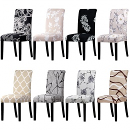 Drukowanie Zebra elastyczny pokrowiec na krzesło duże elastyczne pokrowce na krzesła malowanie slipcovers restauracja bankiet de