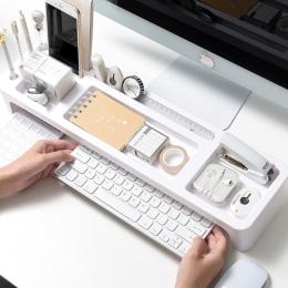 Pulpit z tworzywa sztucznego/stacjonarne organizator tabela regały magazynowe do przechowywania w biurze organizator komputer st