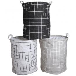 Urijk kosz na bieliznę duży kosz kosz na bieliznę, składana torba dla brudne ubrania organizator torba na pranie koszyk piknikow