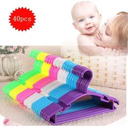 10 sztuk/partia dla dzieci wieszaki na ubrania stojak z tworzywa sztucznego do suszenia na zewnątrz stojak dla dzieci odzież dla