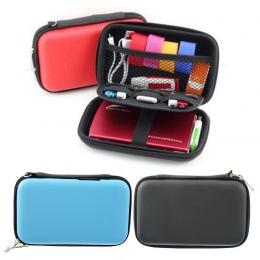 Pojemnik na monety słuchawki ochronne pudełko do przechowywania kolorowe słuchawki Case torba do przechowywania podróży na słuch