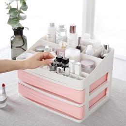 Piosenka JULY'S plastikowe kosmetyczne szuflady makijaż organizator Organizer na kosmetyki Box pojemnik do paznokci trumny uchwy