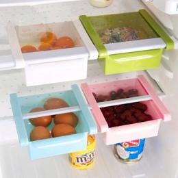 Urijk kuchnia lodówka pudełko do przechowywania pojemnik na żywność świeży Spacer warstwa stojak do przechowywania szuflady świe