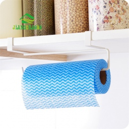 Hak typu kuchnia rolki uchwyt na ręcznik papierowy stojak do przechowywania organizer do suszenia prania narzędzia do przechowyw