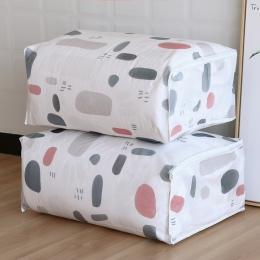 Vanzlife prowadzenie torba na koc pod łóżkiem do przechowywania, odporna na kurz i odporny na wilgoć pojemnik na kołdry usługi s