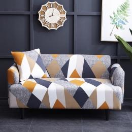 Narzuty antypoślizgowe elastyczne pokrowce na sofy poliester cztery pory roku wszystkie-inclusive Stretch Sofa Sofa z poduszkami