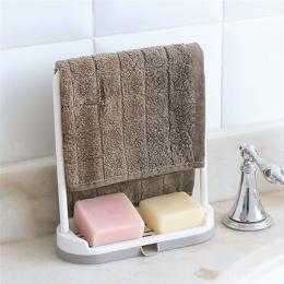 Praktyczne zdejmowane łazienka kuchnia w domu z tworzywa sztucznego wieszak na ręczniki wieszak na ręczniki do mycia kuchni tkan