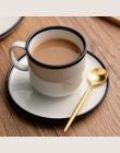 KuBac 2017 nowy 24 sztuk/zestaw złoty Leon Top nóż do steków ze stali nierdzewnej nóż widelec Party sztućce obiadowy zestaw urzą