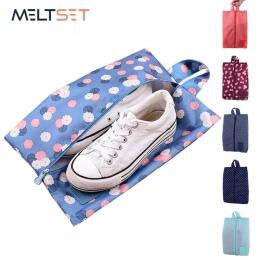 Przenośny wodoodporna podróżna torba na buty nylonowa torba do przechowywania etui wygodne do przechowywania organizator buty so
