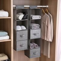 Odzież i przechowywanie w szafie
